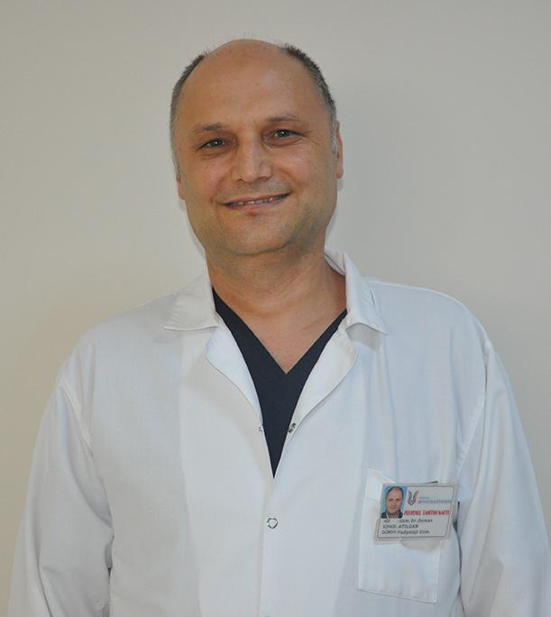 Uz. Dr. Osman ATILGAN / Radyoloji Uzmanı