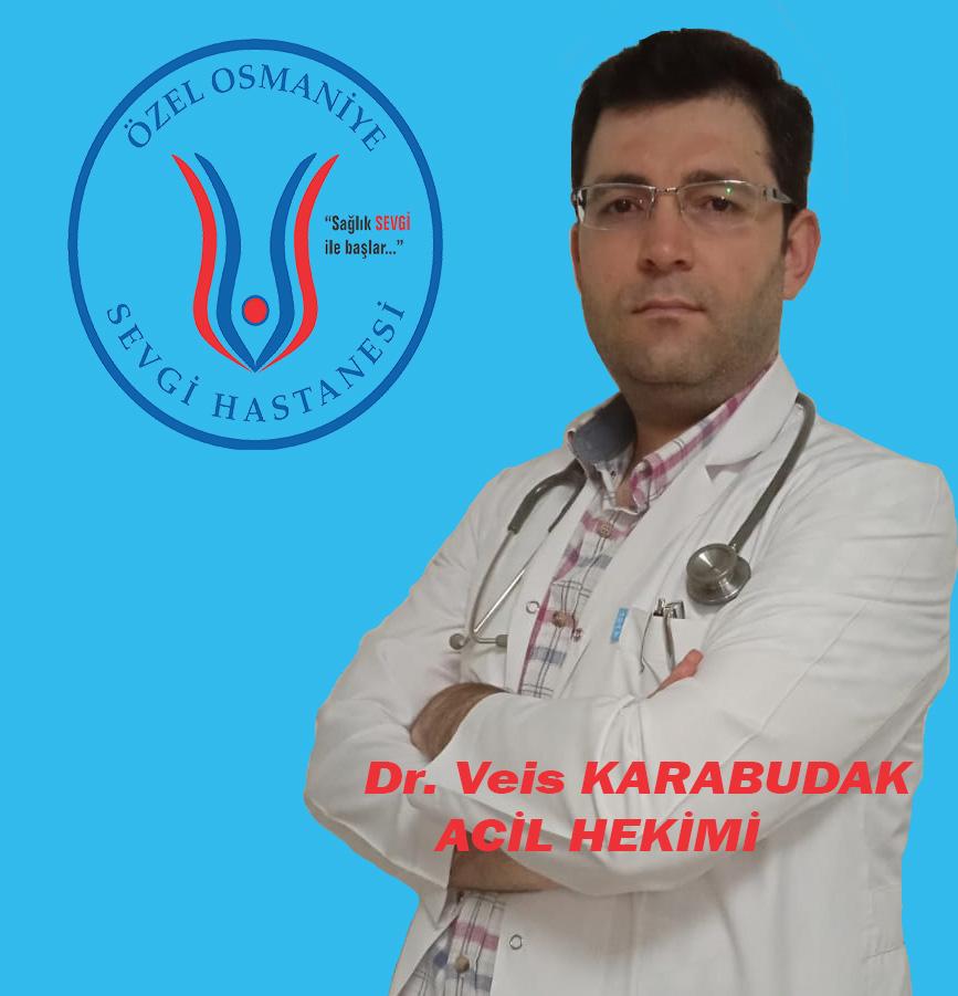Dr. Veis KARABUDAK / ACİL HEKİMİ