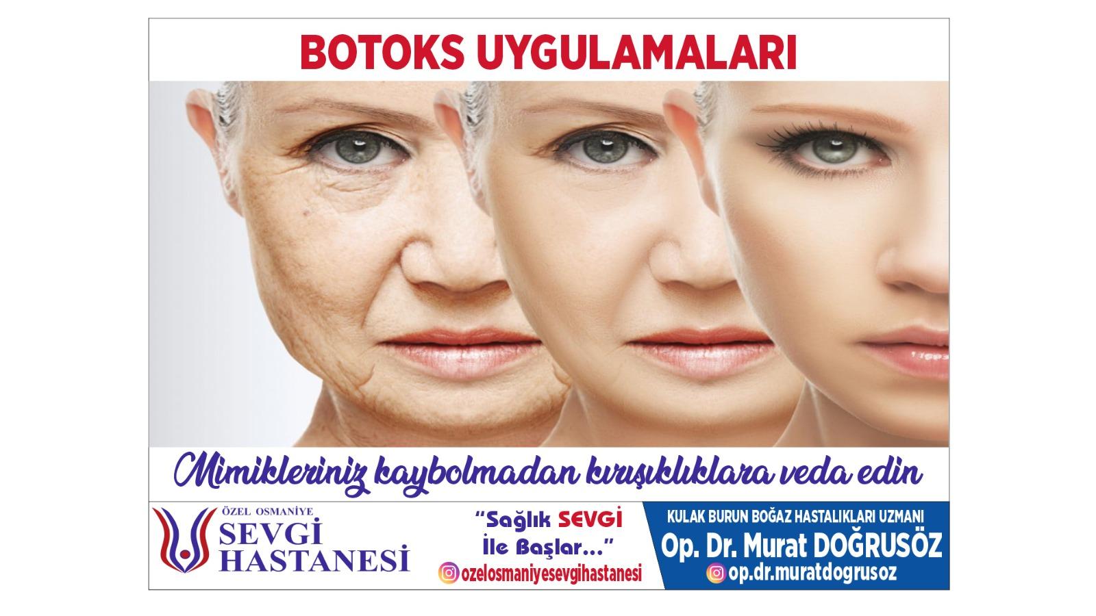 BOTOKS UYGULAMARI